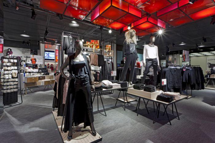 Магазины Одежды В России